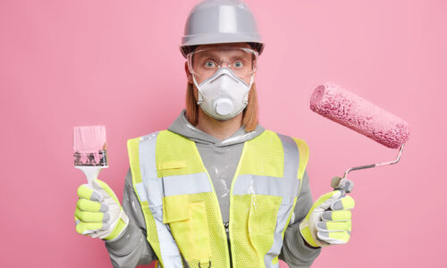 HEALTH & SAFETY DURING PAINTING